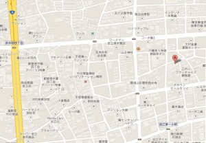 ws竹ノ塚地図